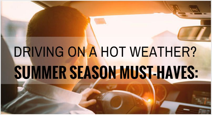 Brisbane Truck School: Hot Weather Driving Must-Haves